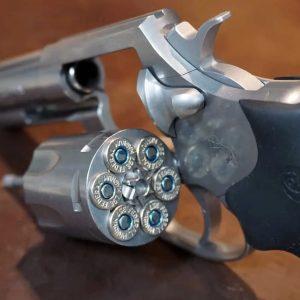 .38/.357 Caliber Bullets